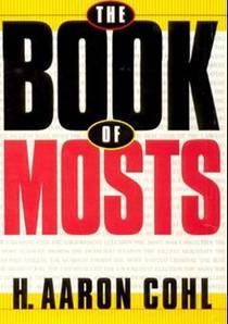 The book of mosts cv