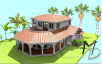 001 mastersondrafting porfolio house 601 cv