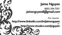 J.nguyen business card cv