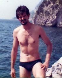 Skinny young man 1979 cv