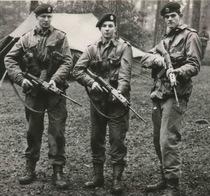 British army 1969 cv