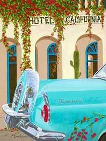 Hotel california cv