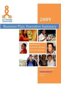 Photocover executive summary ltl cv