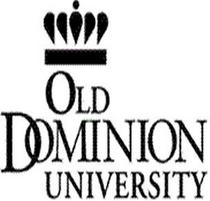 Old dominion u cv