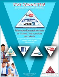 Facebook flyer cv