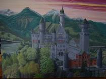 Neushchwanstein castle cv