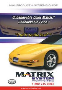Matrix cv