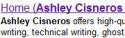 Ashleygoogle small cv