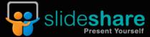 Slideshare black 400x100 cv