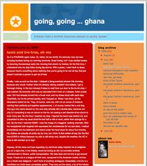 Ghana blog 2 cv