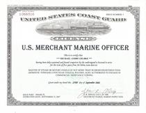 Masters captains license cv
