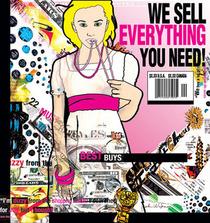 Shop girl cv