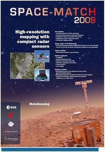 Spacematch esa expo cv