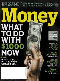 Money mag cv