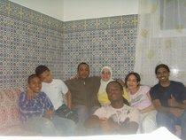 Host family cv