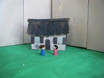 Cottage within castel walls cv