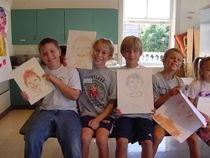 Portrait class boys cv