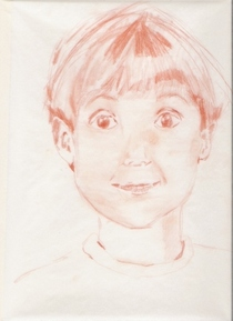Child portrait cv
