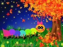 Yong ling caterpillar cv