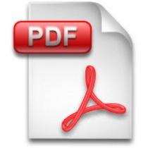 Pdf icon cv