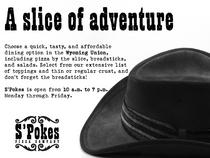Adventure hat cv