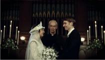 Wedding scene cv