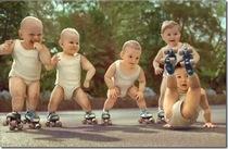 Evian roller babies 2  cv