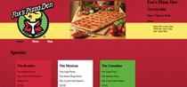 Pizzasite cv