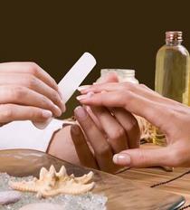 Manicure cv