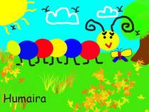 Caterpillar cv
