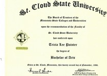 Scsu diploma cv