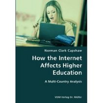 How the internet affects higher education cv
