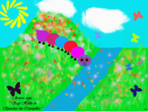 Jessica caterpillar cv