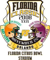 Famu vs bc final 2008 cv