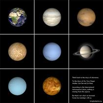 Pluto cv