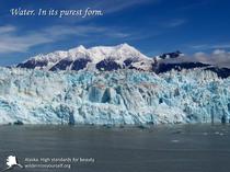 Alaska water cv