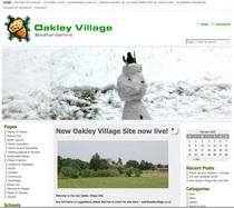 Oakleyvillage cv