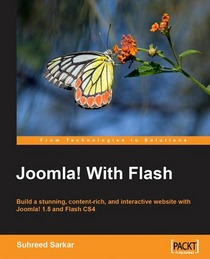 Joomla with flash cv