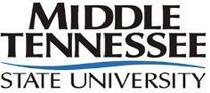 Middle tennessee logo cv