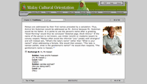 Malayculturalorientation cv