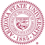 Arizona state university seal cv