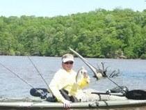 Blake fishing cv