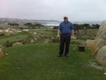 Monterey peninsula cc 2009 cv