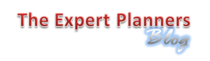 The expert planners logo cv