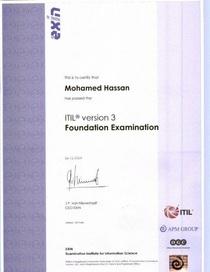Found certificate cv
