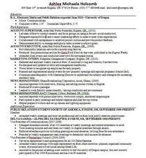My resume cv