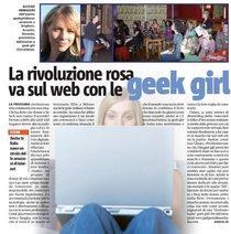 Metro article 2007 cv