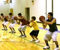 Jump shot form cv