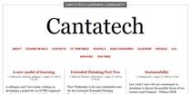 Cantatechblog cv