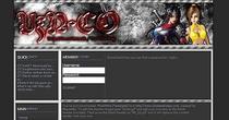 Uzn webdesign cv